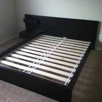 Сборка кроватей