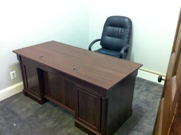 Сборка офисной мебелм