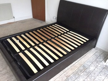 Сборка спальной
