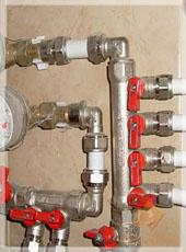 мМонтаж трубопроводов водоснабжения