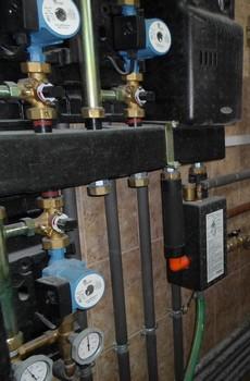 Обслуживание водоснабжения в частном доме