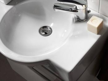 Монтаж и подключение раковины в ванной