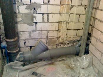 Ремонт и обслуживание канализации