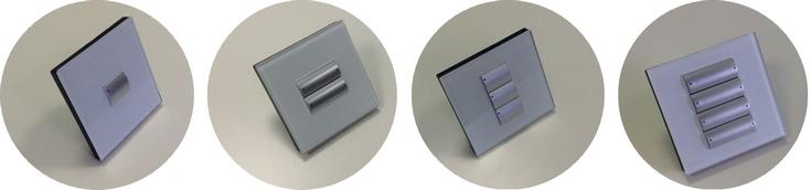 Установка кнопочных выключателей