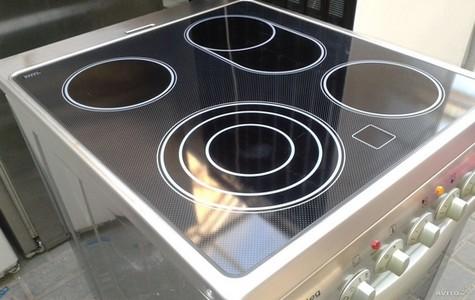 Установка электрической плиты в квартире