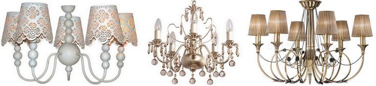 Установка подвесных ламп